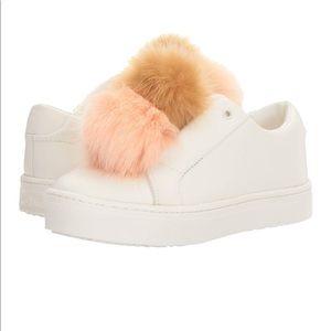 Sam Edelman pom sneakers